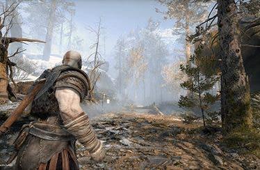 Observamos la primera media hora de God of War en una PlayStation 4 Pro