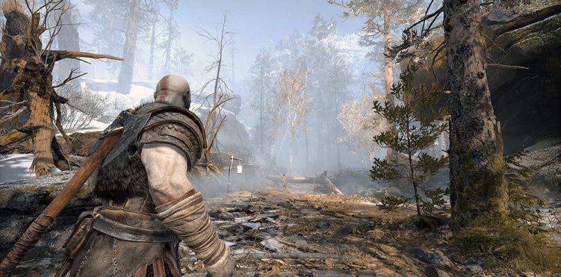 Así luce Kratos a 4K en el nuevo gameplay tráiler de God of War