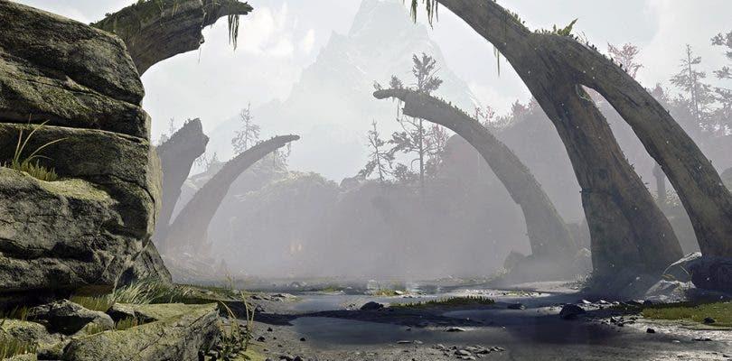 God of War se ha inspirado en Bloodborne para su diseño de escenarios