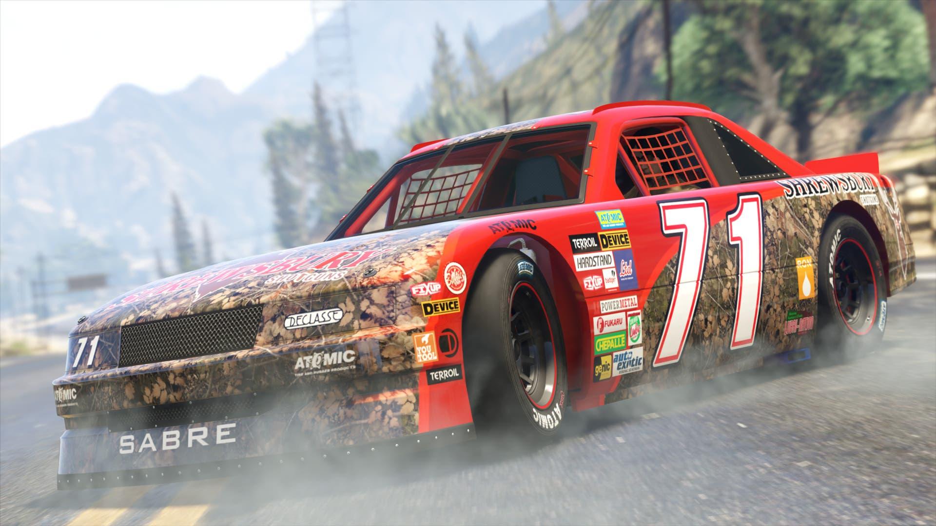 Imagen de GTA Online se actualiza con las carreras Hotring y cinco vehículos deportivos