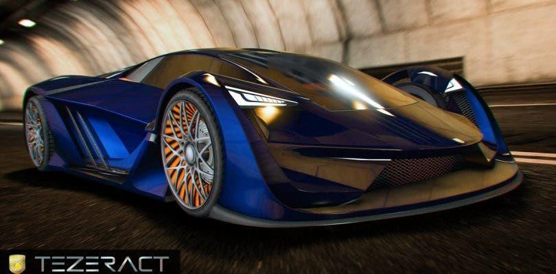 GTA Online recibe el deportivo Pegassi Tezeract y el muscle car Vapid Ellie