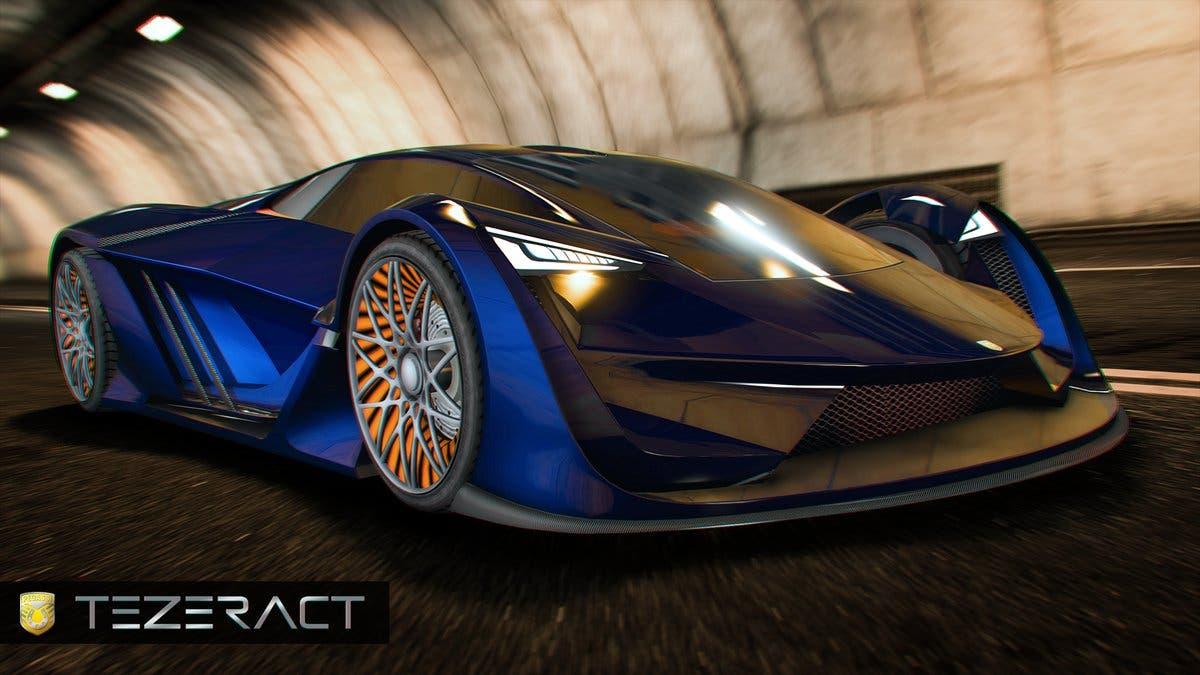 Imagen de GTA Online recibe el deportivo Pegassi Tezeract y el muscle car Vapid Ellie