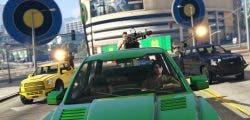 Las carreras Target Assault y la camioneta Vapid Caracara llegan a GTA Online