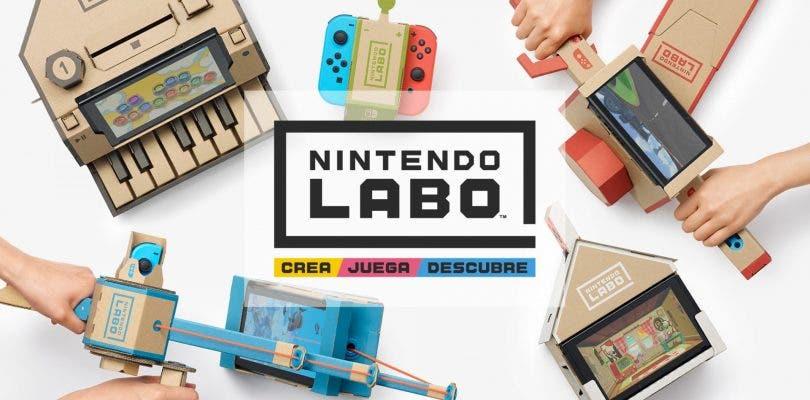 Nintendo nos enseña a crear una guitarra con Nintendo Labo