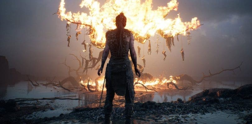 Hellblade: Senua´s Sacrifice parte como favorita para los BAFTA Game Awards de 2018