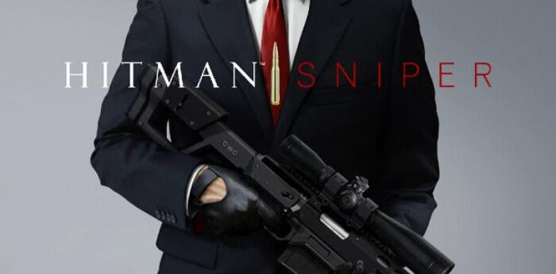 Hitman Sniper ha sobrepasado los diez millones de jugadores