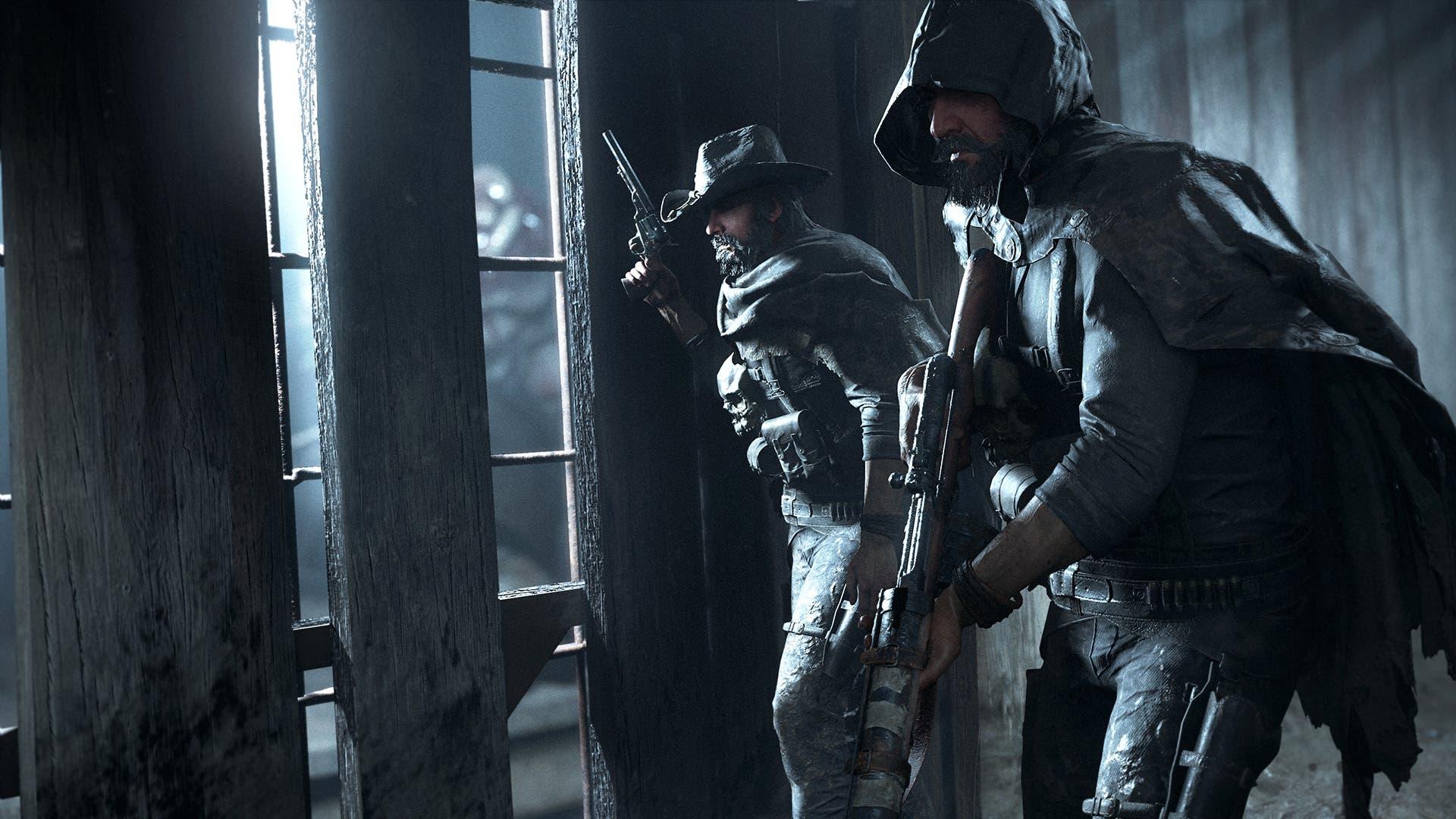 """Imagen de Hunt: Showdown recibirá el juego cruzado entre consolas """"en unas semanas"""""""