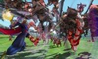 Se muestran nuevas imágenes de Hyrule Warriors: Definitive Edition