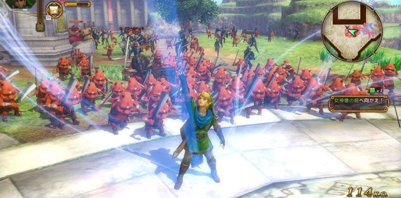 Se publican nuevas imágenes de Hyrule Warriors: Definitive Edition