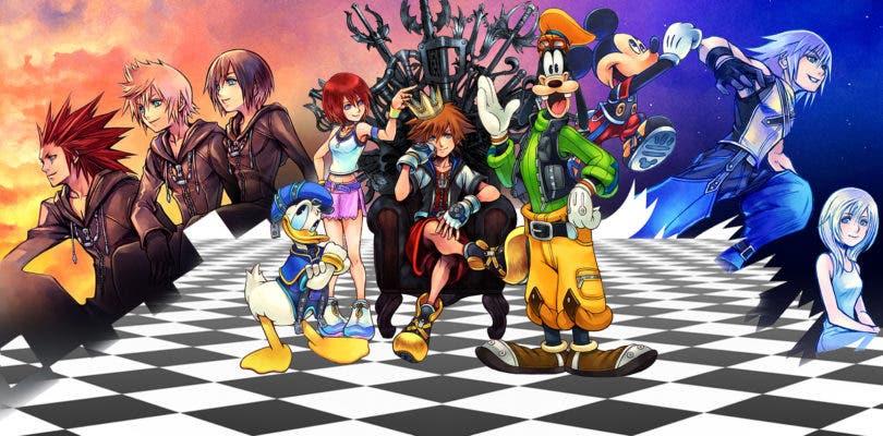 Kingdom Hearts The Story So Far anunciado y fechado para PlayStation 4