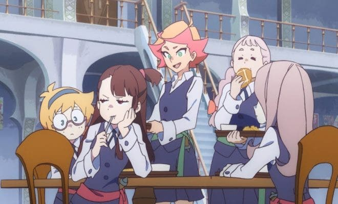 Little Witch Academia: Chamber of Time Screen 1