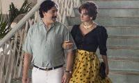 Loving Pablo, de Javier Bardem y Penélope Cruz, se estrena en quinta posición