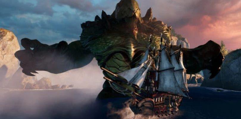 El juego naval Maelstrom llegará al Early Access de Steam en abril