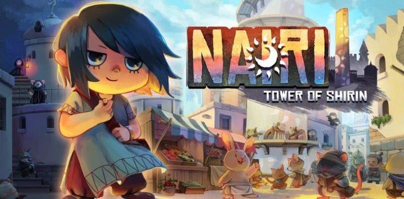 NAIRI: Tower of Shirin también llegará a Nintendo Switch