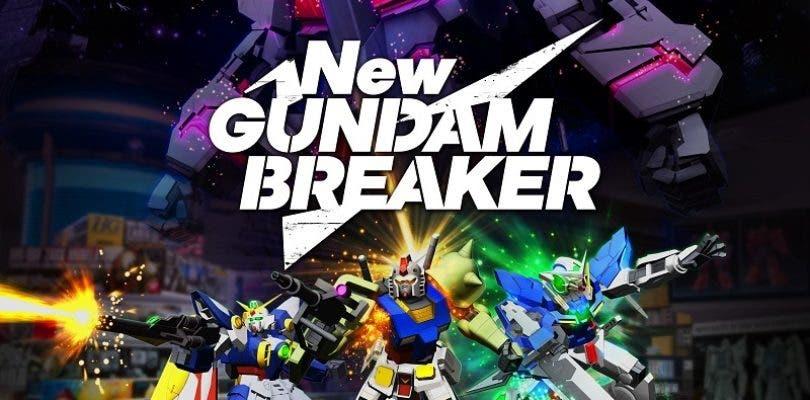 New Gundam Breaker se luce en su tráiler de lanzamiento