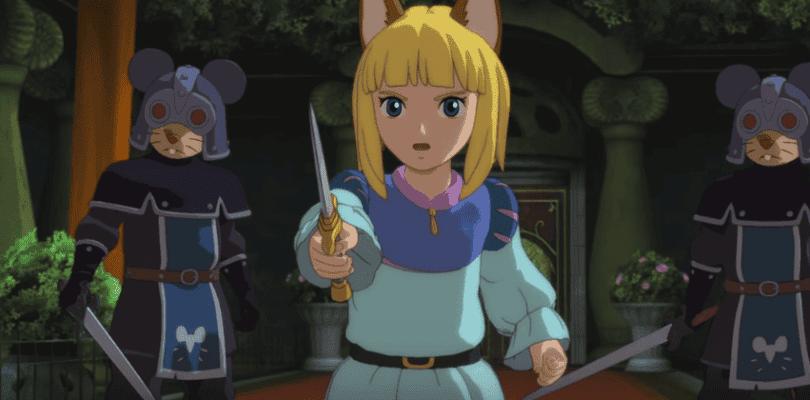 Ni no Kuni II: El Renacer de un Reino estrena su tráiler de lanzamiento