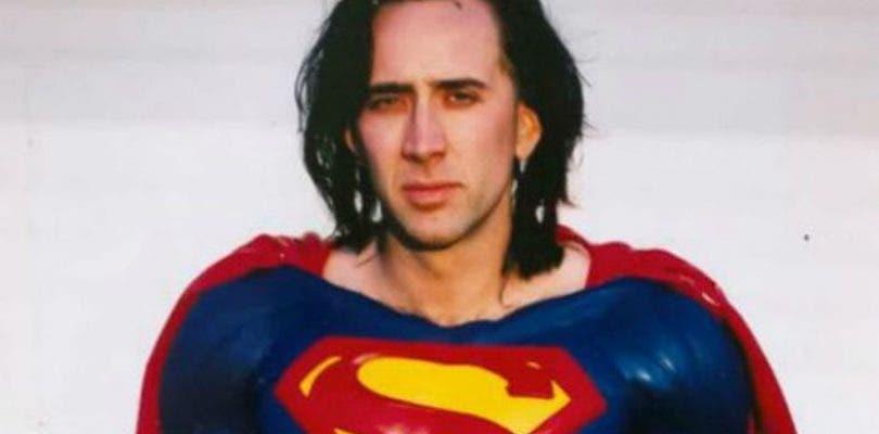 Nicolas Cage finalmente será Superman en Teen Titans Go!