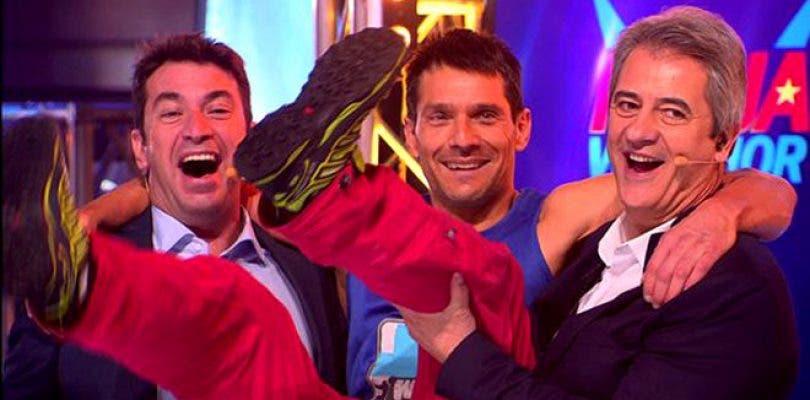 Ninja Warrior volverá a Antena 3 el próximo viernes
