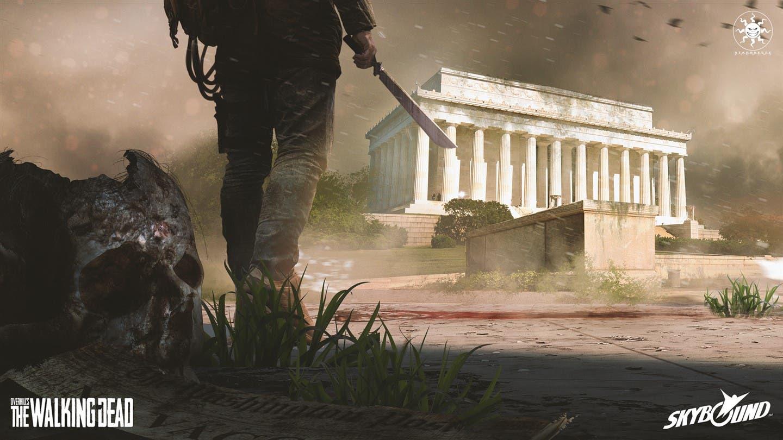 Imagen de La segunda misión gratuita de OVERKILL's The Walking Dead llegará mañana