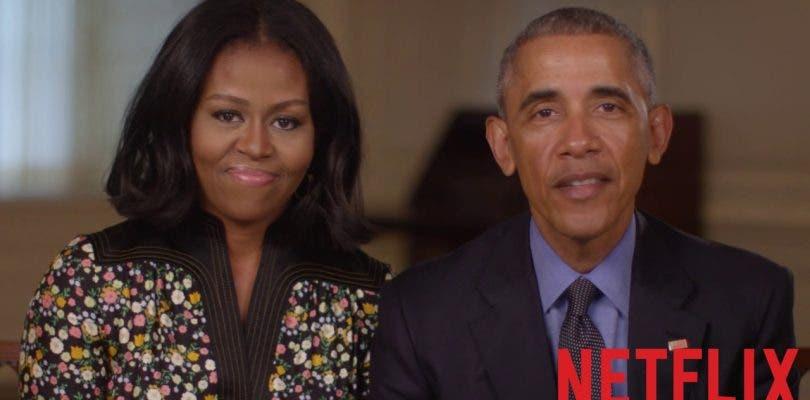 Obama podría comenzar a producir programas exclusivos para Netflix