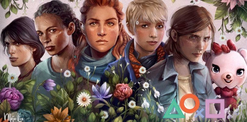 Celebra el día internacional de la mujer con un espectacular tema para PlayStation 4