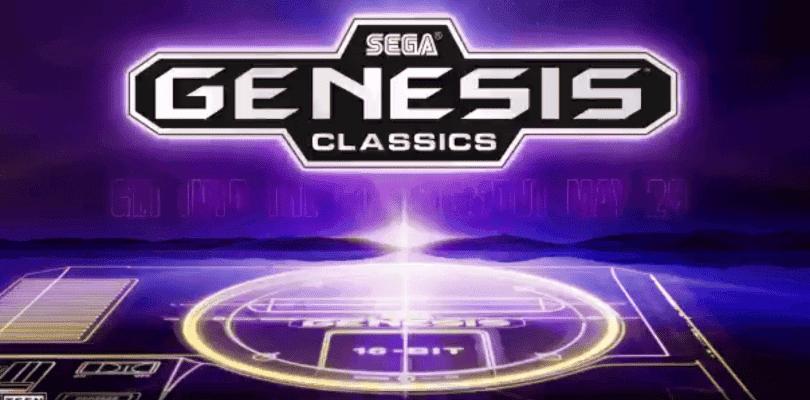 Anunciado SEGA Genesis Collection para PlayStation 4, Xbox One y PC