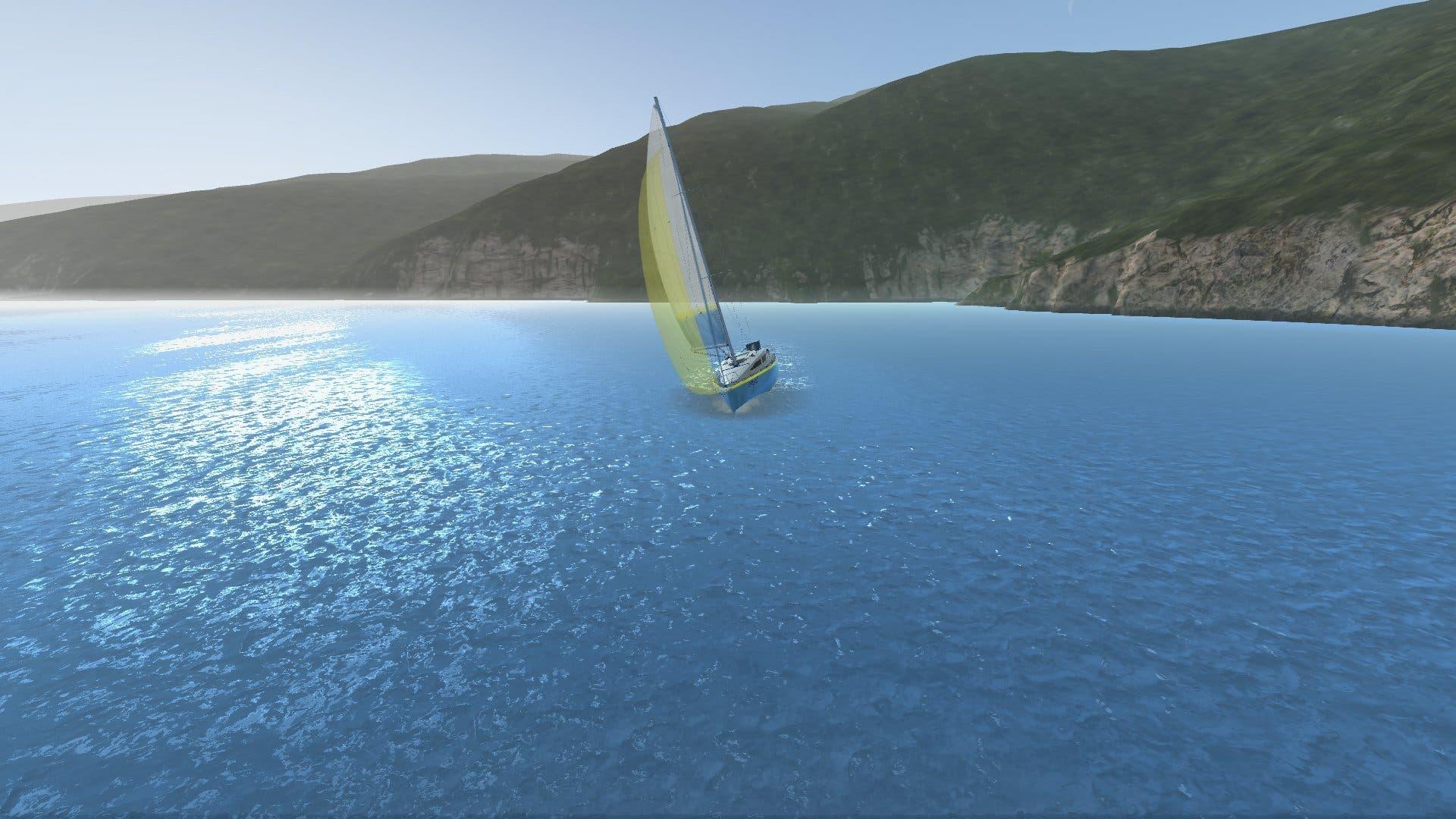Imagen de Análisis Sailaway: The Sailing Simulator