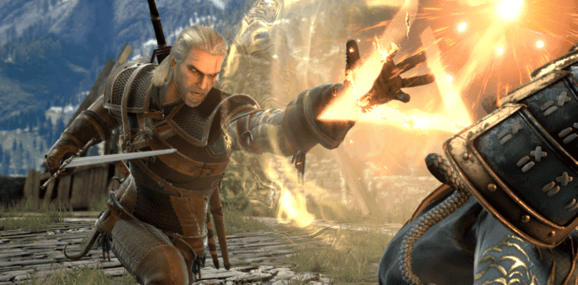 Geralt de Rivia protagoniza el último vídeo de SoulCalibur VI