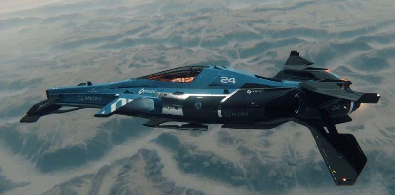 Star Citizen presenta múltiples naves en diversos vídeos