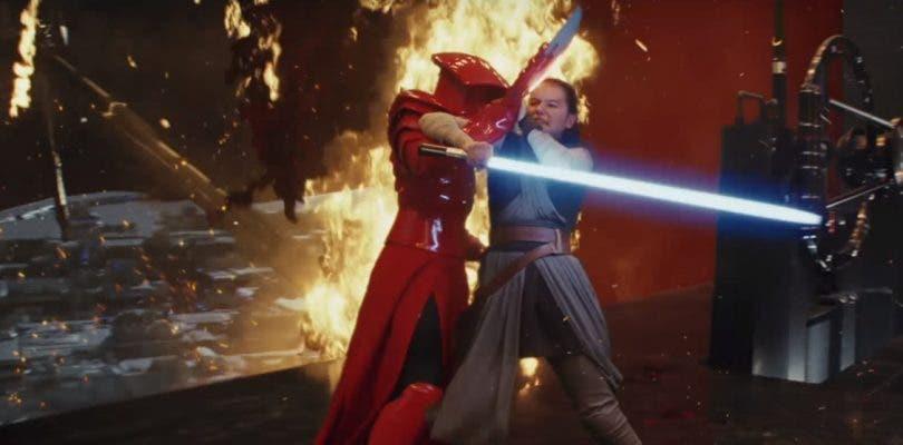 Ya está disponible en HD la batalla en el trono de Star Wars: Los Últimos Jedi