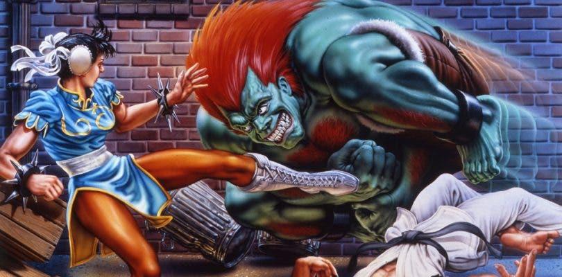 Pix'n Love muestra la edición especial de Street Fighter 30th Anniversary Collection