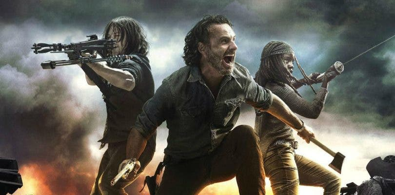The Walking Dead anota sus peores datos de audiencia desde la primera temporada