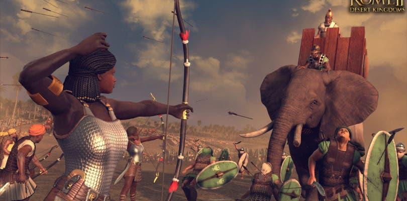 Total War: Rome II es víctima de la última oleada de ataques machistas en la industria del videojuego