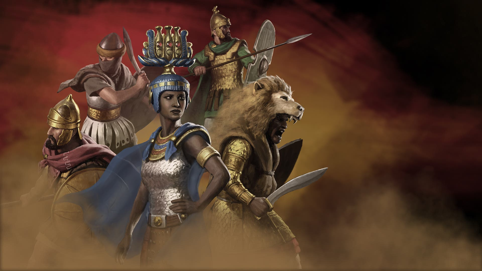 Imagen de Análisis Total War: ROME II - Desert Kingdoms Culture Pack