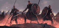 Total War Saga: Thrones of Britannia exhibe al Reino de Northumbria