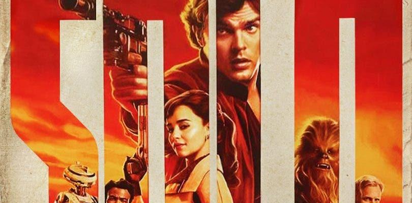 Disney contempla responder legalmente al plagio de los pósteres de Han Solo