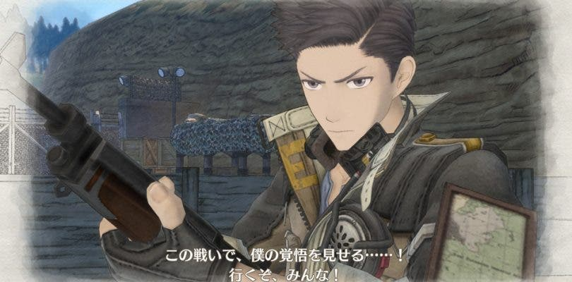 Valkyria Chronicles 4 desvela su vídeo de introducción