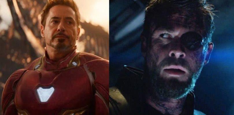 Robert Downey Jr. revela su escena favorita de Vengadores: Infinity War
