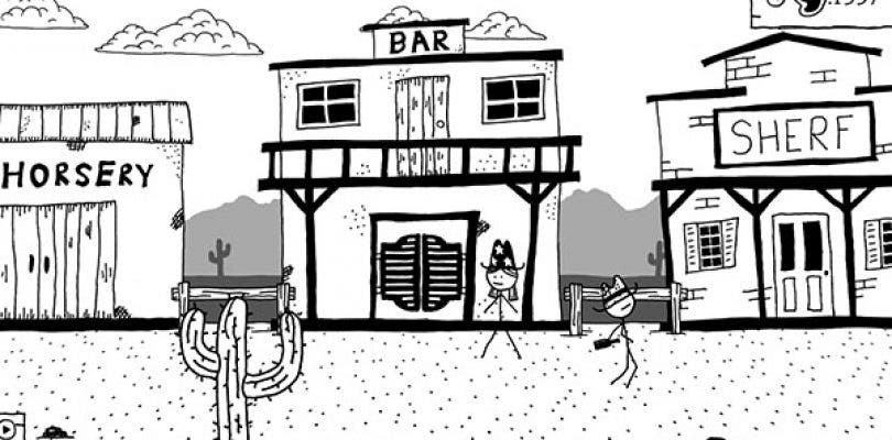 West of Loathing pone fecha a su lanzamiento en Nintendo Switch