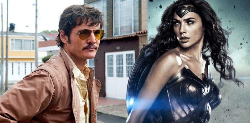 Pedro Pascal se une a Wonder Woman 2 en un papel protagonista