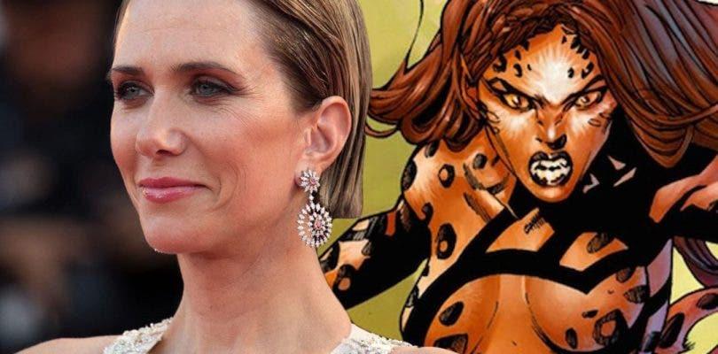 Kristen Wiig está en negociaciones para ser la villana en Wonder Woman 2
