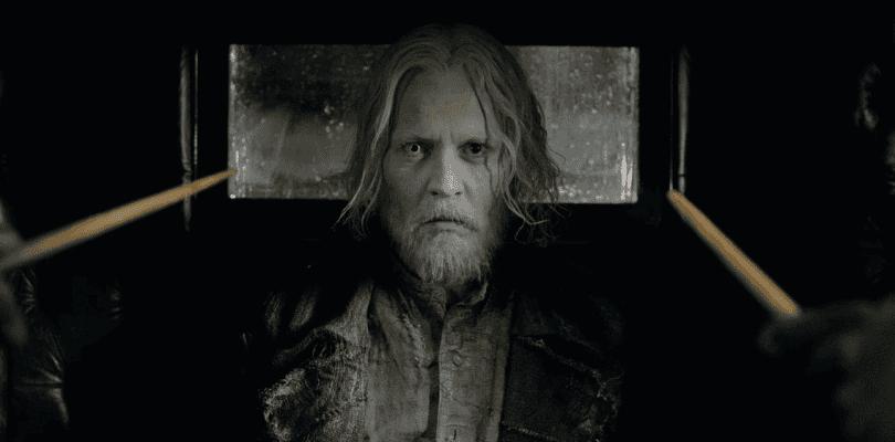 Johnny Depp contra todos en el póster final de Animales fantásticos: Los crímenes de Grindelwald