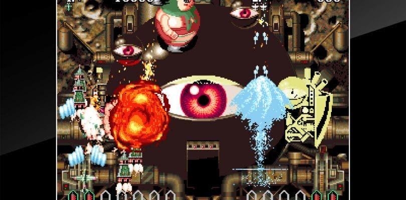 ACA Neo Geo Aero Fighters 3 se muestra en un nuevo gameplay