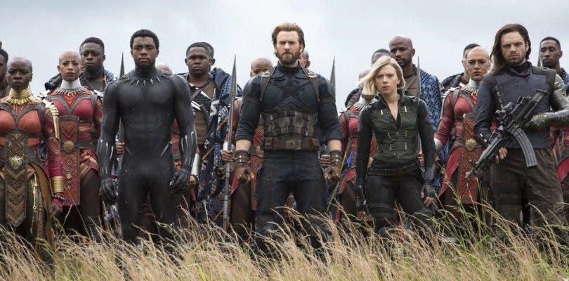 El nuevo tráiler de Vengadores: Infinity War podría estrenarse este viernes