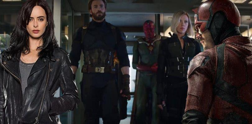 Los directores de Vengadores: Infinity War descartan el crossover con televisión