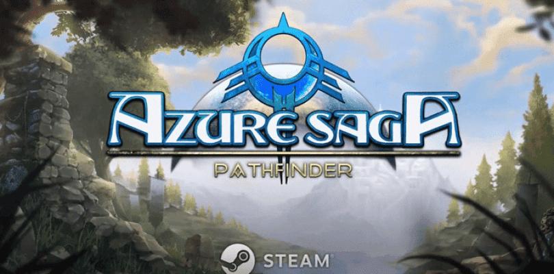 Azure Saga: Pathfinder llega hoy a Steam