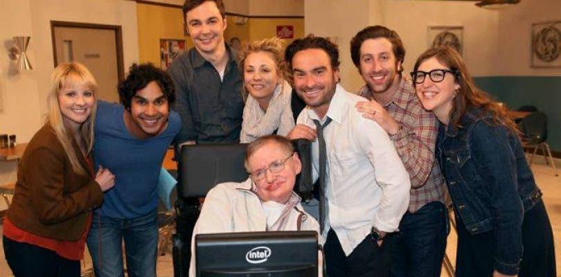 The Big Bang Theory rendirá tributo a Stephen Hawking