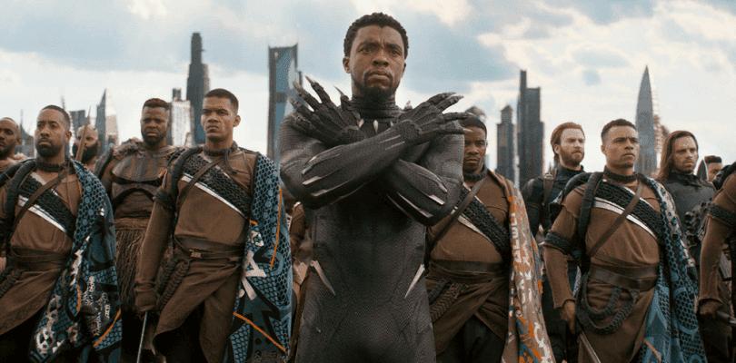 Black Panther ya es la película más taquillera de la historia en Estados Unidos del UCM