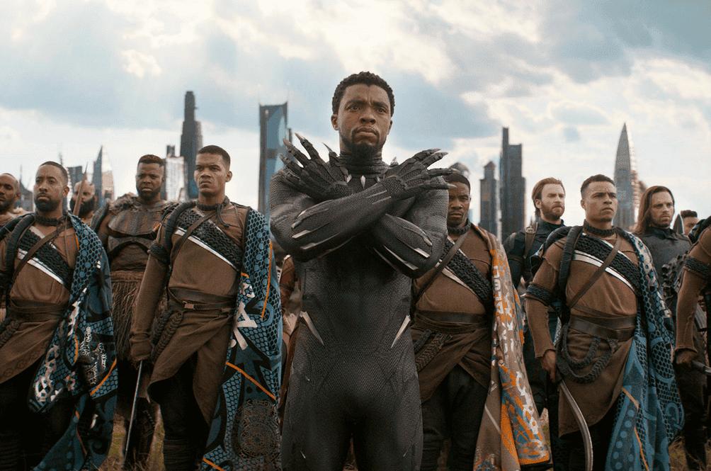 Imagen de Kevin Feige habla sobre las posibilidades de Black Panther en los Oscar