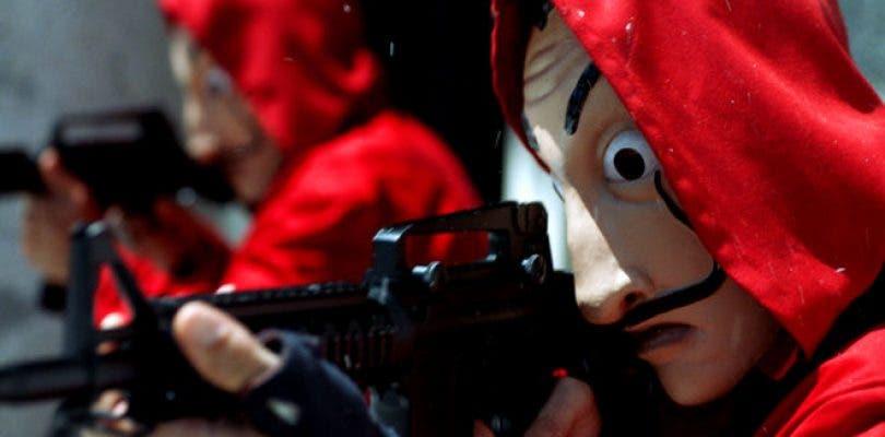 La Casa de Papel se corona mejor serie dramática en Monte-Carlo